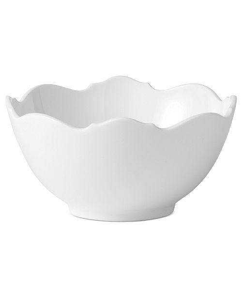 Jasper Conran Wedgwood Dinnerware, Baroque Bowl