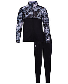 Under Armour Little Boys 2-Pc. Windstream Track Jacket & Pants Set