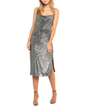 Bardot Dresses SEQUINED MIDI DRESS
