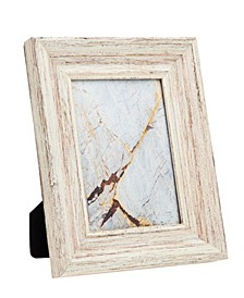 "White Wood Frame - 4"" x 6"""