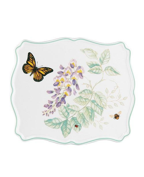 Lenox Butterfly Meadow Kitchen Trivet, Created for Macy's