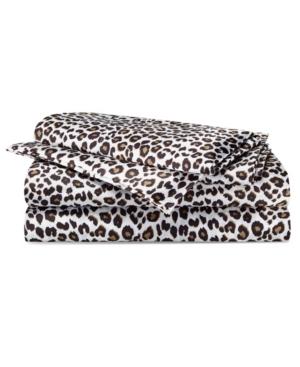 Betsey Johnson Betseys Satin King Sheet Set Bedding