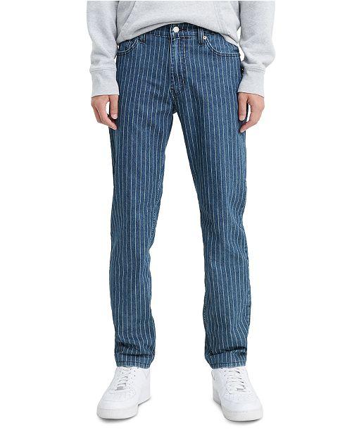 Levi's Men's 511™ Slim Fit Pinstripe Jeans