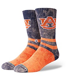 Auburn Tigers Retro Wash Socks