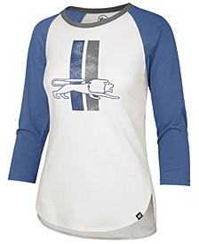 Women's Detroit Lions Legacy Raglan T-Shirt