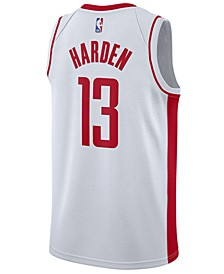 Men's James Harden Houston Rockets Association Swingman Jersey