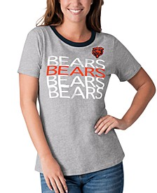 Women's Chicago Bears Undefeated T-Shirt