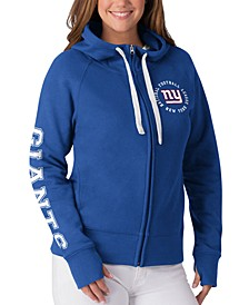 Women's New York Giants Fanfare Hoodie
