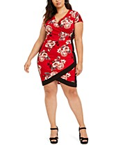 Dresses Trendy Plus Size Clothing - Macy\'s