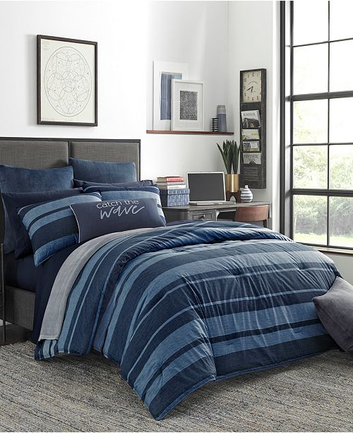Nautica Longpoint Full/Queen Comforter Set