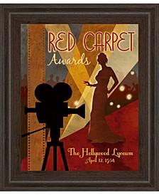 "Red Carpet Awards by Conrad Knutsen Framed Print Wall Art, 22"" x 26"""