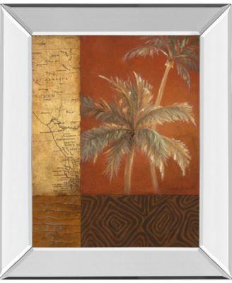 """Boy Voyage I by Lanie Loreth Mirror Framed Print Wall Art, 22"""" x 26"""""""