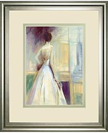 "Getting Ready by Sutton Framed Print Wall Art, 34"" x 40"""