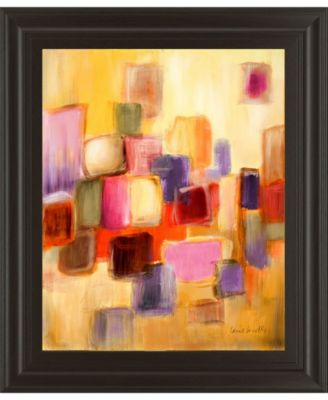 """Sonata I by Lanie Loreth Framed Print Wall Art, 22"""" x 26"""""""