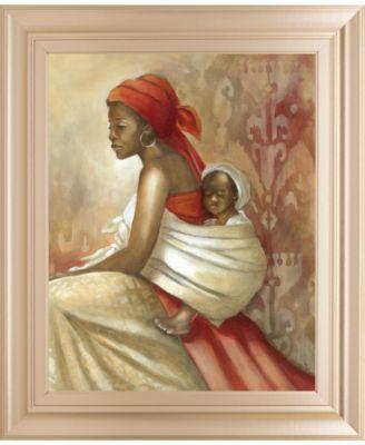 "Beauty of Love II by Carol Robinson Framed Print Wall Art, 22"" x 26"""
