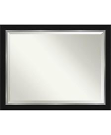 Eva Silver-tone Framed Bathroom Vanity Wall Mirror Collection