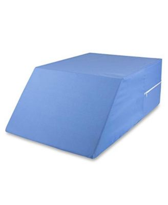 Foam Bed Wedge Elevating Leg Rest Back Support Pillow