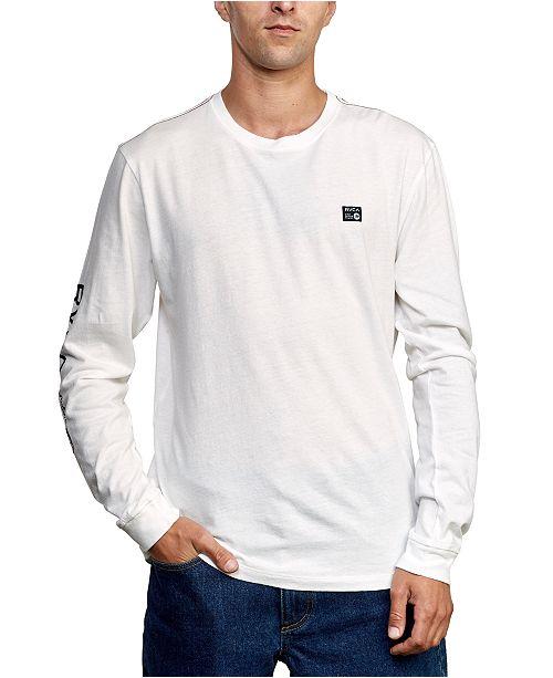 RVCA Men's ANP Logo Graphic T-Shirt