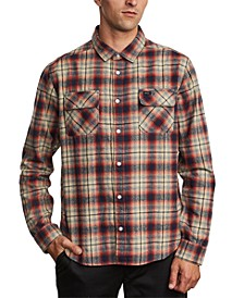 Men's Hostile Flannel Shirt