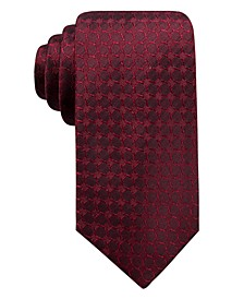 Men's Boysen Slim Geo Silk Tie, Created For Macy's