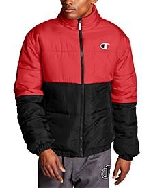 Men's Stadium Colorblocked Puffer Jacket