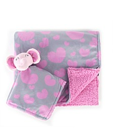 Stroller Blanket and Lovie Set, Crib