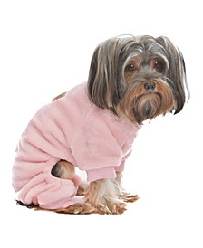 Velour Dog Pajama