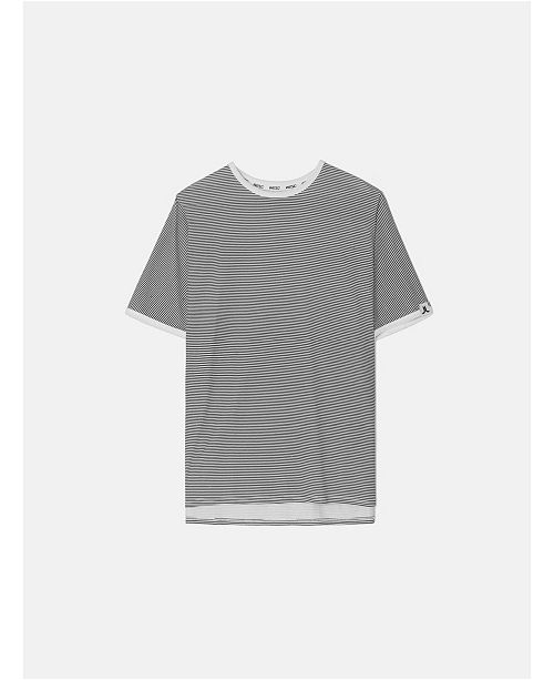 WeSC Madison Stripes Lounge T-Shirt