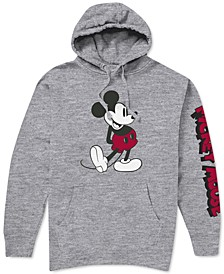 Mickey Mouse Logo Men's Hoodie