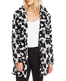 Dalmatian-Print Jacket