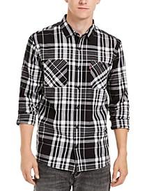 Men's Noble Plaid Shirt