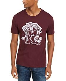 Men's Staggerin' Jack Graphic T-Shirt