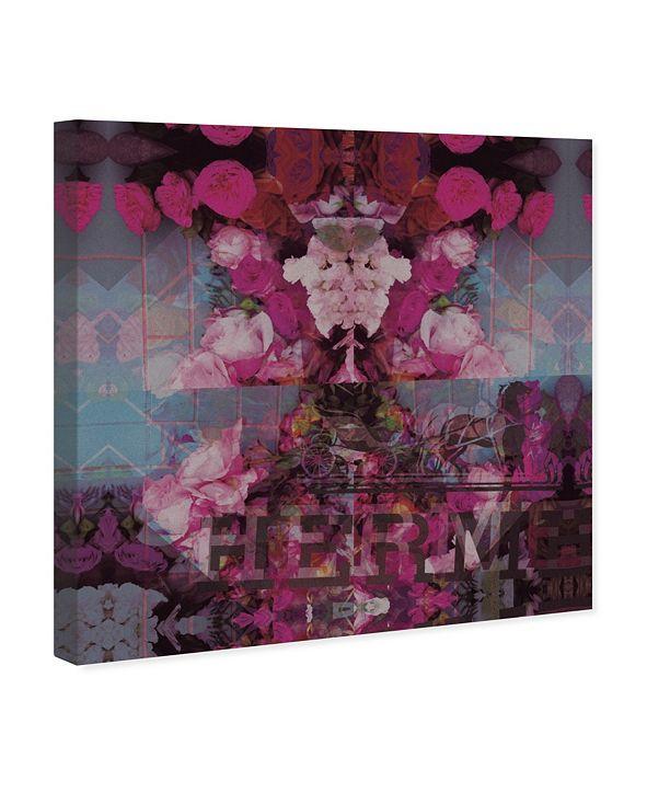 "Oliver Gal Sublime Illusion Canvas Art, 24"" x 24"""