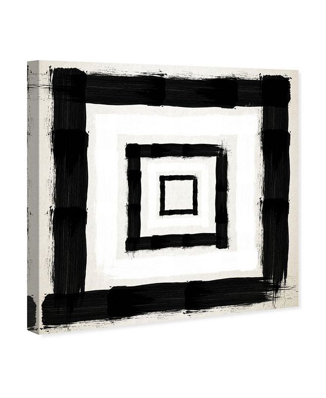 """Oliver Gal Magical Thinking Canvas Art, 12"""" x 12"""""""