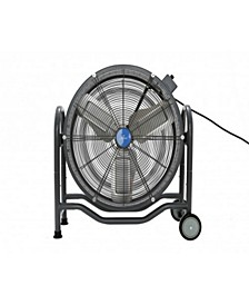 "24"" BLDC Air Circulator High Velocity Floor Fan, 115V"