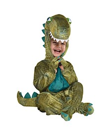 Baby Boys and Girls Roar Dinosaur Costume