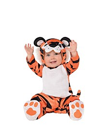 Infant Boys and Girls Tiny Tiger Costume