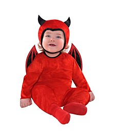 Infant Boys and Girls Cute As A Devil Costume