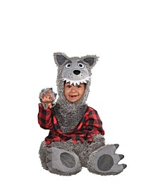Infant Boys and Girls Wolf Costume