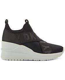 Leya Wedge Sneakers