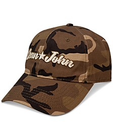 Men's Camo Logo Cap