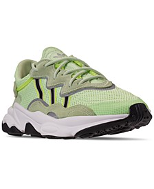 Men's Ozweego Athletic Casual Sneakers from Finish Line