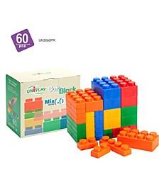 15 Plump and 45 Basic Mix Series 60 Piece Set