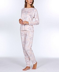 Elie Super Soft Pajama Set