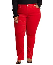 Plus Size Corduroy Pants