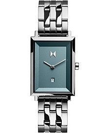 Women's Signature Square Skylar Stainless Steel Bracelet Watch 24mm