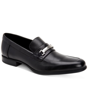 Calvin Klein Loafers MEN'S DALE BIT LOAFERS MEN'S SHOES
