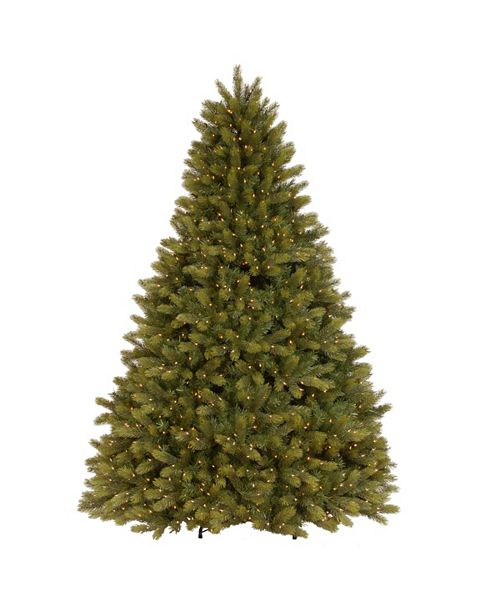 National Tree Company 7.5 ft. PowerConnect(TM) Prestige Deluxe Tree with Clear Lights