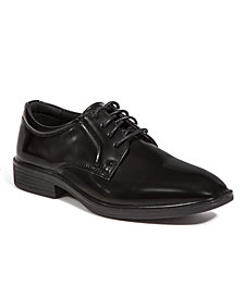 DEER STAGS Little and Big Boys Tallon Jr. Lightweight Classic Dress Comfort Stylish Oxford Shoes