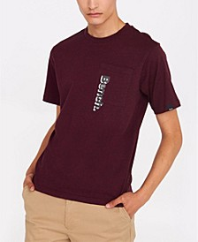 2-Tone Pocket Short Sleeve Tee